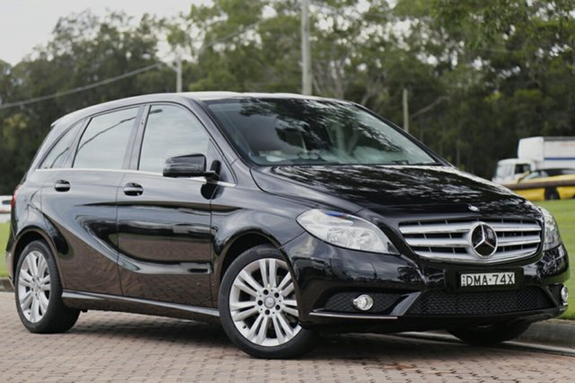 Used Mercedes-Benz B200 CDI BlueEFFICIENCY DCT, Warwick Farm, 2012 Mercedes-Benz B200 CDI BlueEFFICIENCY DCT Hatchback