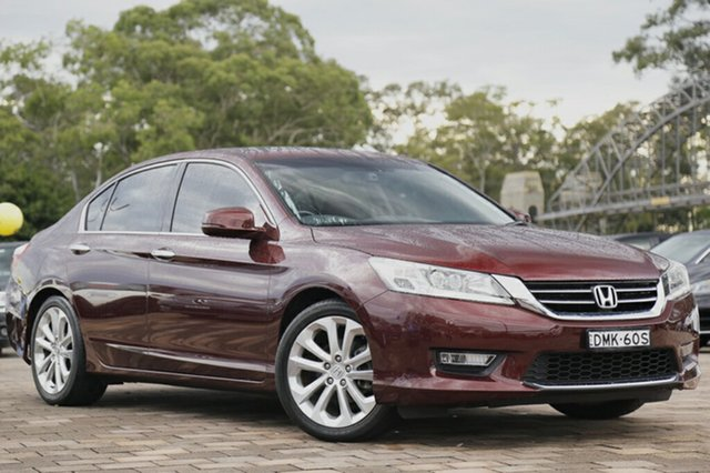 Used Honda Accord VTi-L, Southport, 2013 Honda Accord VTi-L Sedan