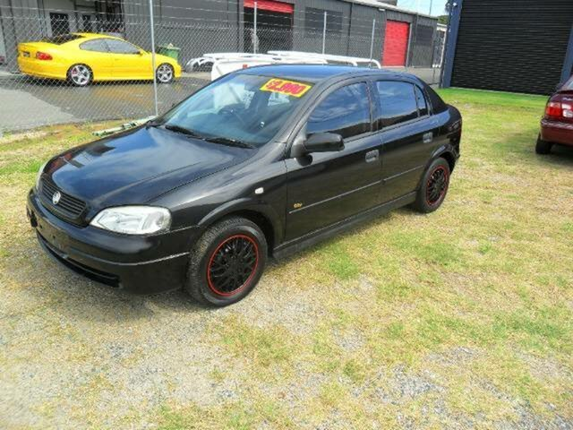 Used Holden Astra City, Redcliffe, 2003 Holden Astra City Hatchback