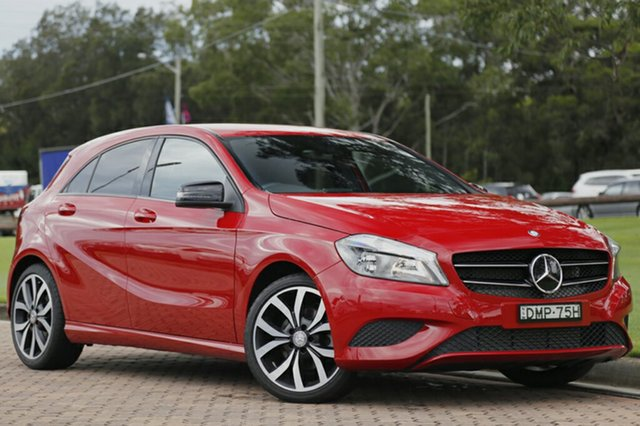 Used Mercedes-Benz A180 D-CT, Warwick Farm, 2015 Mercedes-Benz A180 D-CT Hatchback