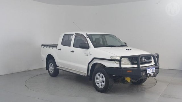 Used Toyota Hilux SR (4x4), Altona North, 2010 Toyota Hilux SR (4x4) Dual Cab Pick-up