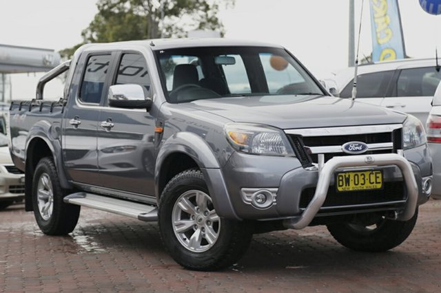 Used Ford Ranger XLT Crew Cab, Southport, 2010 Ford Ranger XLT Crew Cab Utility