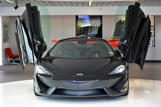2016 McLaren 540C SSG Coupe.