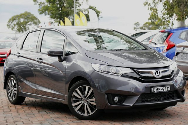 Discounted Demonstrator, Demo, Near New Honda Jazz VTi-S, Narellan, 2017 Honda Jazz VTi-S Hatchback