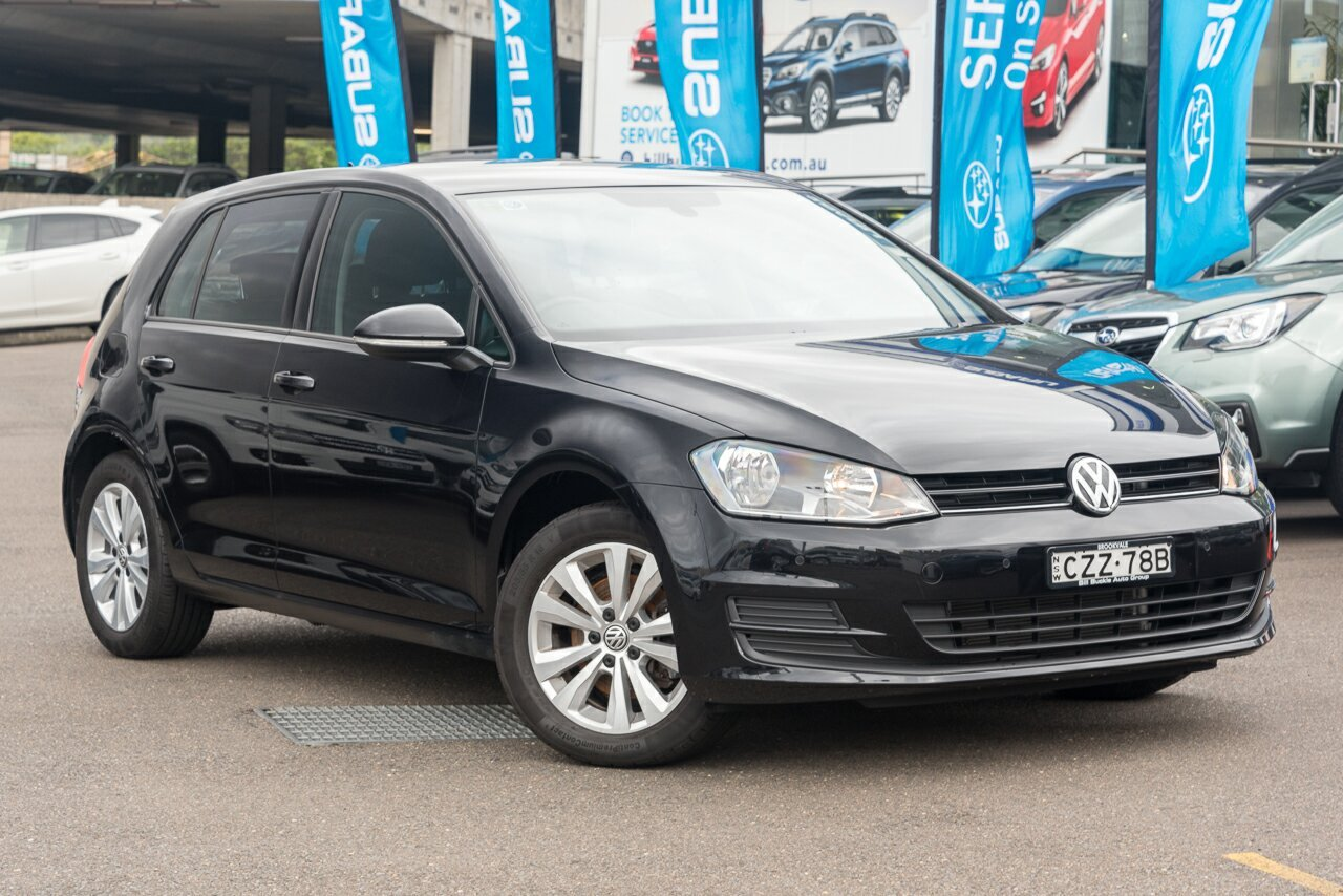 2015 Volkswagen Golf 92TSI DSG VII MY16