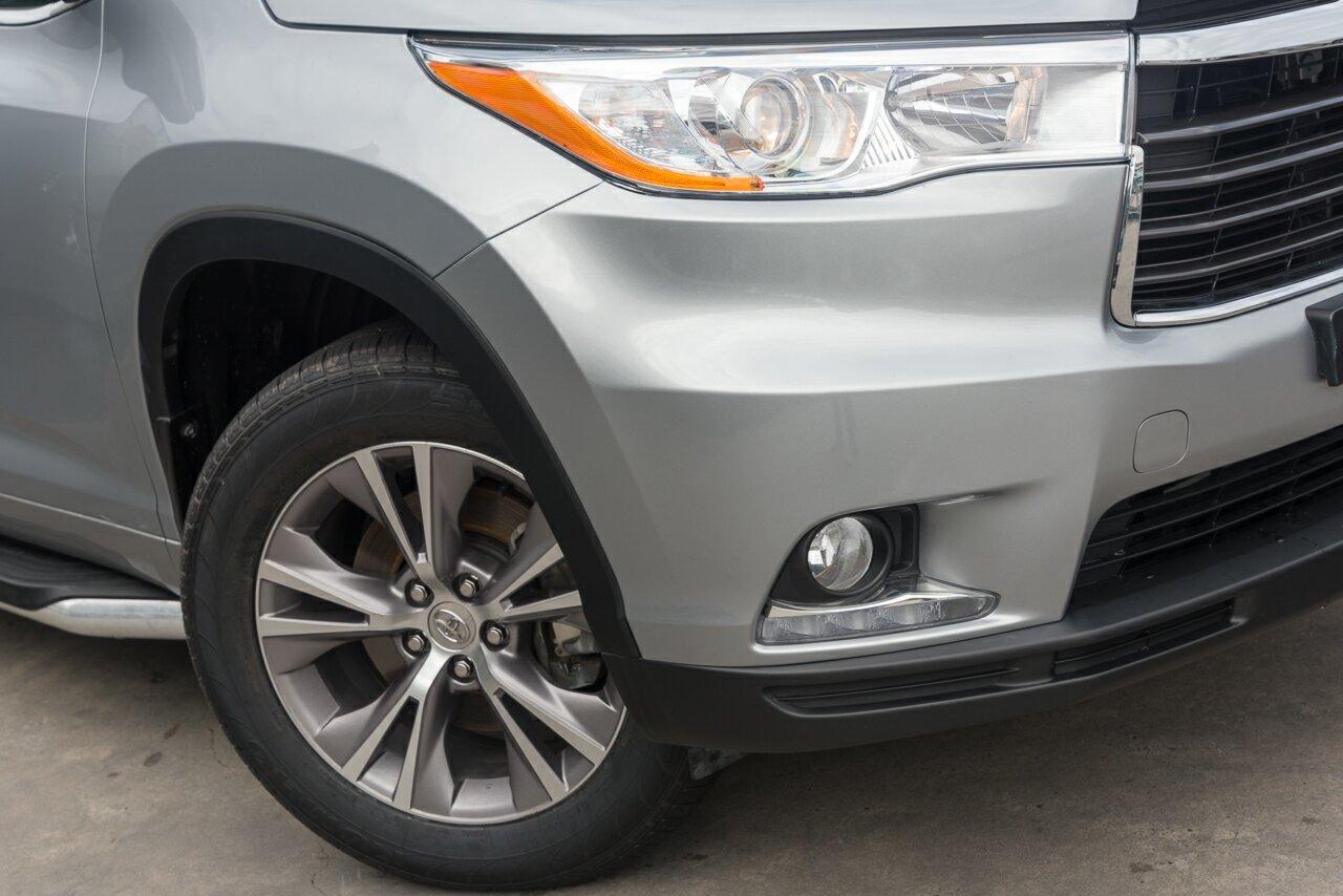 2014 Toyota Kluger GXL AWD GSU55R