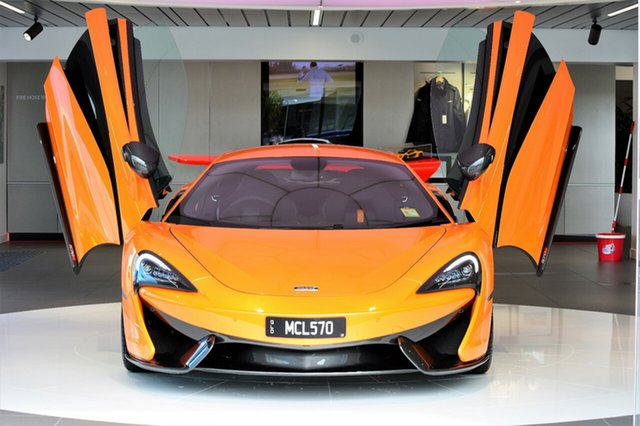 Demonstrator, Demo, Near New McLaren 570S SSG, Southport, 2016 McLaren 570S SSG Coupe