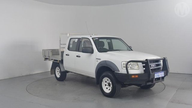 Used Ford Ranger XL (4x4), Altona North, 2008 Ford Ranger XL (4x4) Cab Chassis