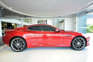 2013 Aston Martin DB9 SA Coupe.