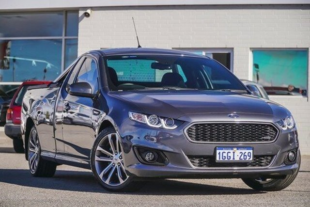 Used Ford Falcon XR6 Ute Super Cab, Morley, 2015 Ford Falcon XR6 Ute Super Cab Utility