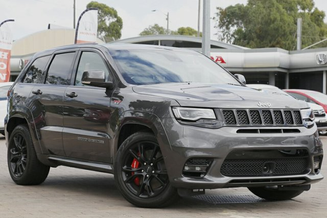 Discounted New Jeep Grand Cherokee SRT, Southport, 2016 Jeep Grand Cherokee SRT SUV