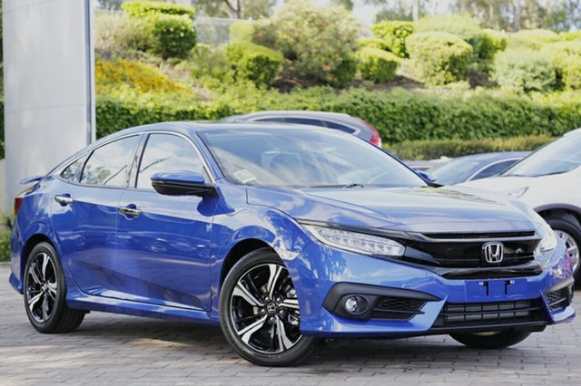 New Honda Civic RS, Southport, 2017 Honda Civic RS Sedan