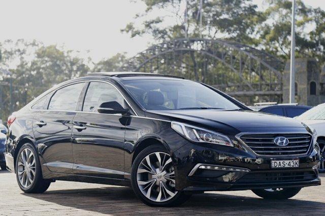 Used Hyundai Sonata Premium, Warwick Farm, 2014 Hyundai Sonata Premium Sedan