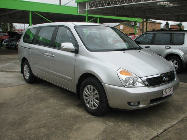 Used Kia Grand Carnival WAGON AUTOMATIC, Casino, 2012 Kia Grand Carnival WAGON AUTOMATIC Wagon