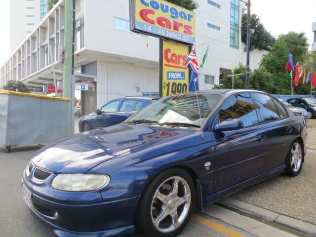 Used Holden Commodore S, Southport, 1999 Holden Commodore S Sedan