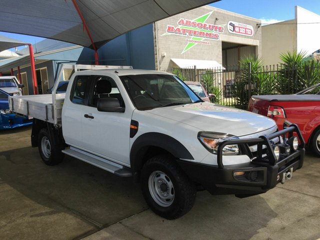 Used Ford Ranger XL (4x4), Toowoomba, 2011 Ford Ranger XL (4x4) Spacecab