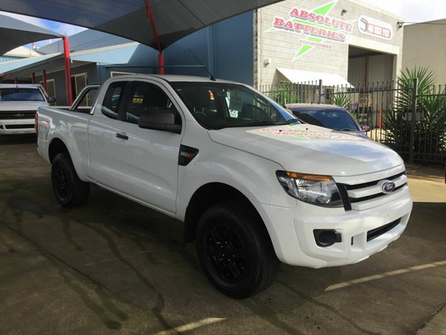 Discounted Used Ford Ranger XL 2.2 HI-Rider (4x2), Toowoomba, 2012 Ford Ranger XL 2.2 HI-Rider (4x2) Super C/Chas