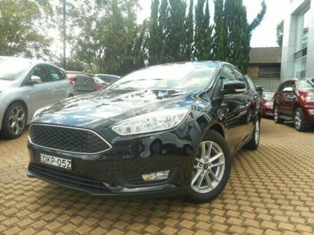 Used Ford Focus Trend, Southport, 2016 Ford Focus Trend Hatchback