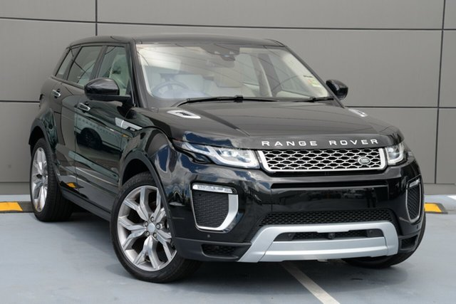 Demonstrator, Demo, Near New Land Rover Range Rover Evoque TD4 180 Autobiography, Springwood, 2016 Land Rover Range Rover Evoque TD4 180 Autobiography Wagon