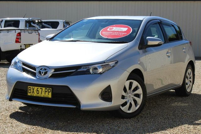 Used Toyota Corolla Ascent, Bathurst, 2013 Toyota Corolla Ascent Hatchback