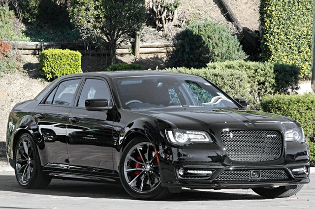Discounted New Chrysler 300 SRT Hyperblack, Southport, 2016 Chrysler 300 SRT Hyperblack Sedan