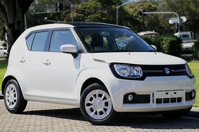 Discounted Demonstrator, Demo, Near New Suzuki Ignis GL, Warwick Farm, 2016 Suzuki Ignis GL SUV