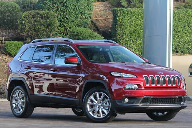 Discounted New Jeep Cherokee Limited, Southport, 2015 Jeep Cherokee Limited SUV