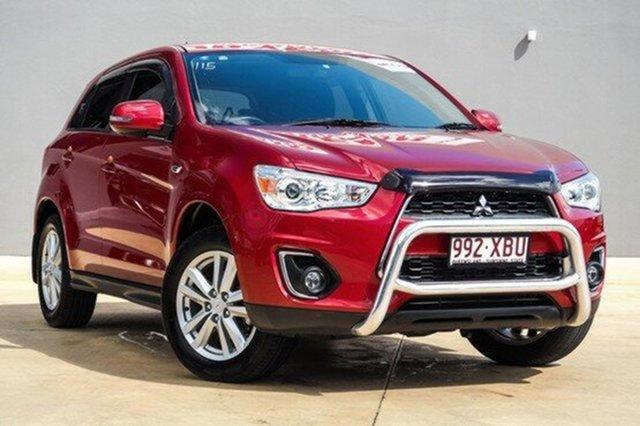 Used Mitsubishi ASX Aspire 2WD, Moorooka, Brisbane, 2013 Mitsubishi ASX Aspire 2WD Wagon