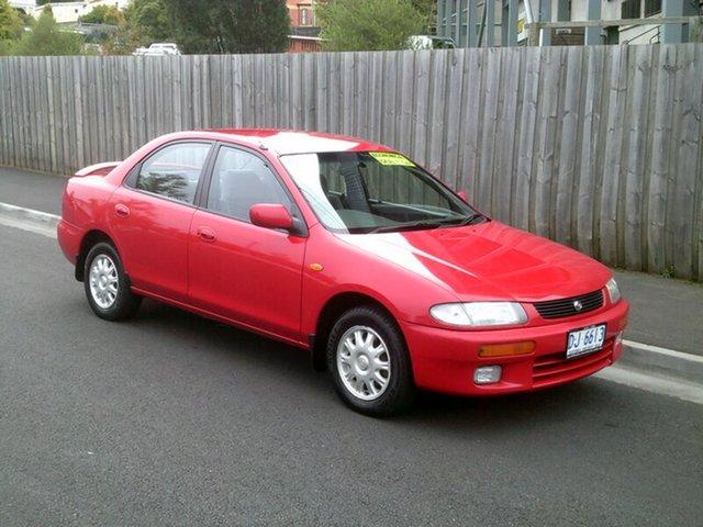 Used Mazda 323 Protege, North Hobart, 1995 Mazda 323 Protege Sedan