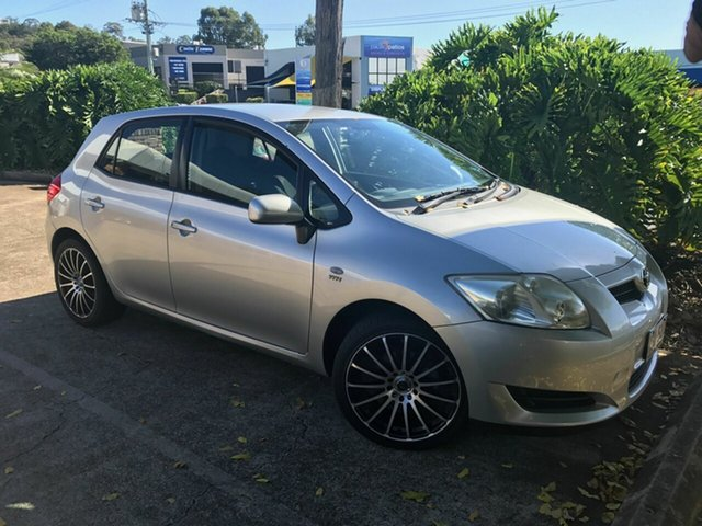 Used Toyota Corolla Ascent, Burleigh Heads, 2007 Toyota Corolla Ascent ZRE152R Hatchback