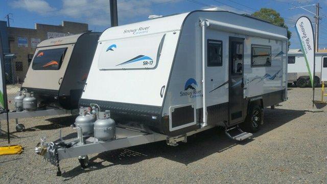 New Snowy River Caravan SR17, St Marys, 2017 Snowy River Caravan SR17 Caravan