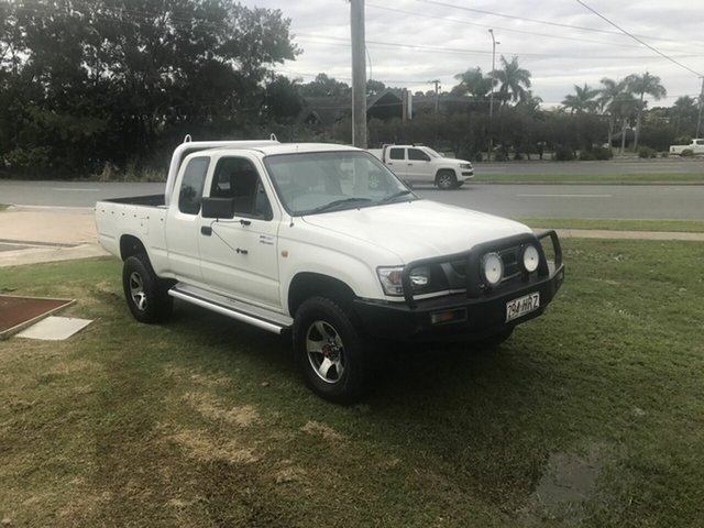 Used Toyota Hilux Xtra Cab, Burleigh Heads, 2004 Toyota Hilux Xtra Cab VZN172R MY04 Utility