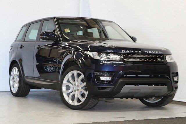 Demonstrator, Demo, Near New Land Rover Range Rover Sport TdV6 CommandShift SE, Osborne Park, 2017 Land Rover Range Rover Sport TdV6 CommandShift SE Wagon