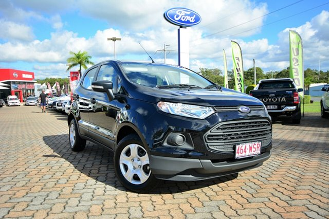 Discounted Demonstrator, Demo, Near New Ford Ecosport Ambiente PwrShift, Southport, 2016 Ford Ecosport Ambiente PwrShift SUV