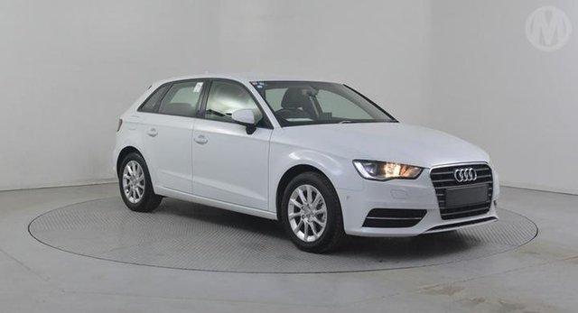 Used Audi A3 Attraction Sportback S tronic, Altona North, 2015 Audi A3 Attraction Sportback S tronic Hatchback