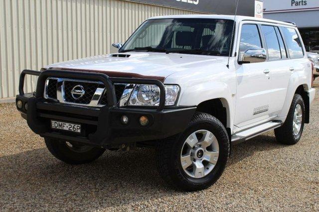 Used Nissan Patrol ST (4x4), Bathurst, 2011 Nissan Patrol ST (4x4) Wagon