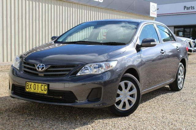 Used Toyota Corolla Ascent, Bathurst, 2013 Toyota Corolla Ascent Sedan