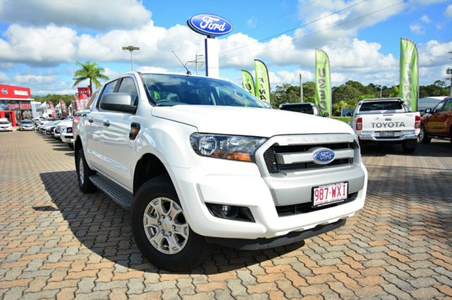 Discounted Demonstrator, Demo, Near New Ford Ranger XLS Double Cab Special Edition, Southport, 2016 Ford Ranger XLS Double Cab Special Edition Utility
