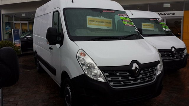 Discounted Demonstrator, Demo, Near New Renault Master Mid Roof MWB AMT, Warwick Farm, 2016 Renault Master Mid Roof MWB AMT Van