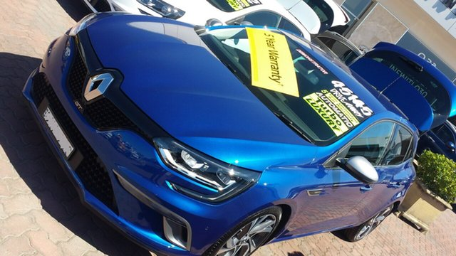 Discounted Demonstrator, Demo, Near New Renault Megane GT EDC, Warwick Farm, 2016 Renault Megane GT EDC Hatchback
