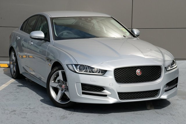 New Jaguar XE 25T R-Sport, Southport, 2016 Jaguar XE 25T R-Sport Sedan
