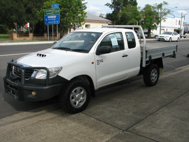 Used Toyota Hilux SPACE CAB Diesel, Casino, 2013 Toyota Hilux SPACE CAB Diesel Trayback