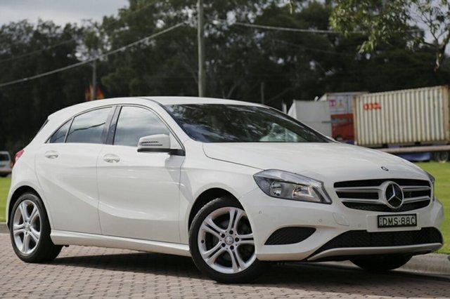 Used Mercedes-Benz A180 D-CT, Warwick Farm, 2015 Mercedes-Benz A180 D-CT Hatchback