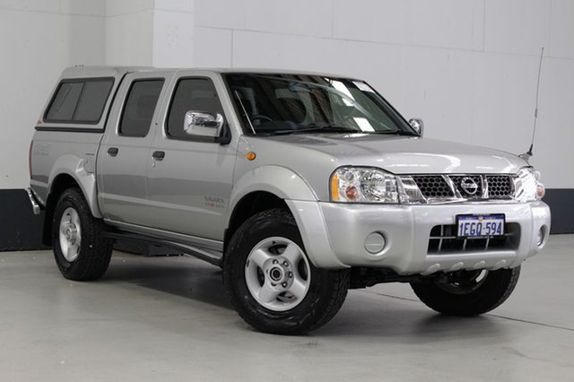Used Nissan Navara ST-R (4x4), Bentley, 2006 Nissan Navara ST-R (4x4) Dual Cab Pick-up