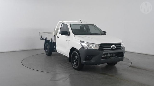 Used Toyota Hilux Workmate, Altona North, 2016 Toyota Hilux Workmate Cab Chassis