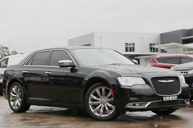 Used Chrysler 300 C E-Shift, Warwick Farm, 2015 Chrysler 300 C E-Shift Sedan
