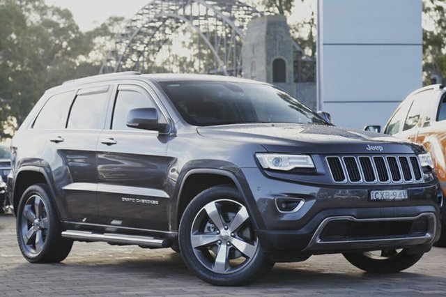 Used Jeep Grand Cherokee Limited, Warwick Farm, 2014 Jeep Grand Cherokee Limited SUV