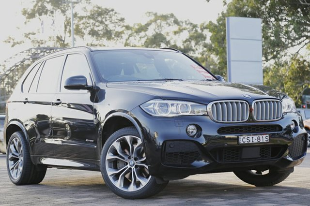 Used BMW X5 xDrive50i, Warwick Farm, 2014 BMW X5 xDrive50i SUV