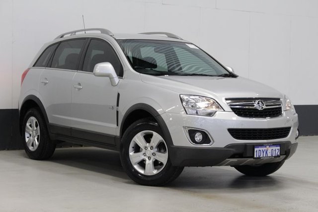Used Holden Captiva 5 (FWD), Bentley, 2012 Holden Captiva 5 (FWD) Wagon