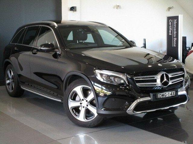 Demonstrator, Demo, Near New Mercedes-Benz GLC220 d 9G-TRONIC 4MATIC, Mosman, 2016 Mercedes-Benz GLC220 d 9G-TRONIC 4MATIC Wagon